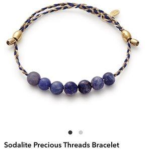 NWT Alex & Ani Precious Threads Bracelet